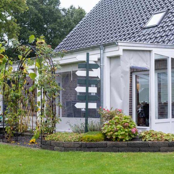 Terrasse wetterfest machen - Terrassenverkleidung vom PlanenMarkt